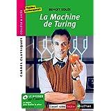 La Machine de Turing - Benoît Solès - Edition pédagogique Lycée - Carrés classiques Nathan