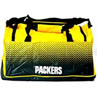 NFL Football Green Bay Packers Holdall Fade Bag Sac Sac de sport