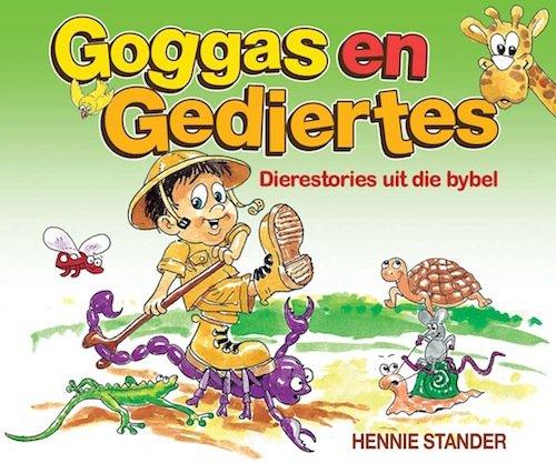 Goggas en gediertes (Afrikaans Edition)
