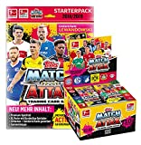 Topps Match Attax 2018/19 - 1 Display + 1 Starter - Deutsch
