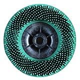 3M BD-ZB Spezialreinigungssch. Bristle Disc Korn 50, Durchm. 115 mm Farbe grün
