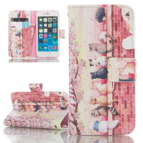 ISAKEN Custodia iPhone 6, Cover iPhone 6S,