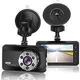 ORSKEY Dash Cam 1080P Full HD Car Camera DVR Dashboard Camera Video Recorder In Car Camera Dashcam for Cars 170 Wide Angle WD