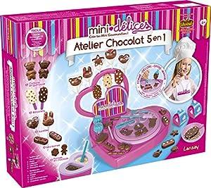 Lansay 17903 - Mini Delices Mon Super Atelier Chocolat 5 en 1