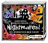 Nightmares! Die Schrecken der Nacht (4CD): Autorisierte Lesung, ca. 300 Min.