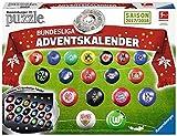 Ravensburger 11695 - Bundesliga Adventskalender 2017 3D-Puzzle