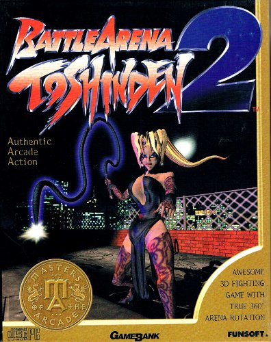 Battle Arena: Toshinden 2