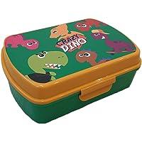 IRP Porte-goûter Crazy Dino - Kl10692 - Porte déjeuner école