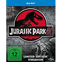Jurassic Park 3 - Steelbook