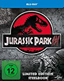 Jurassic Park 3 [Blu-ray] [Import allemand]
