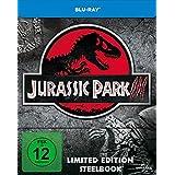 Jurassic Park 3 - Steelbook [Blu-ray]