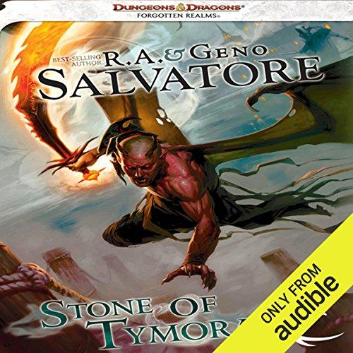 Stone of Tymora par R. A. Salvatore