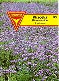 Frankonia 520 Phacelia Bienenweide Gründüngung, Samen