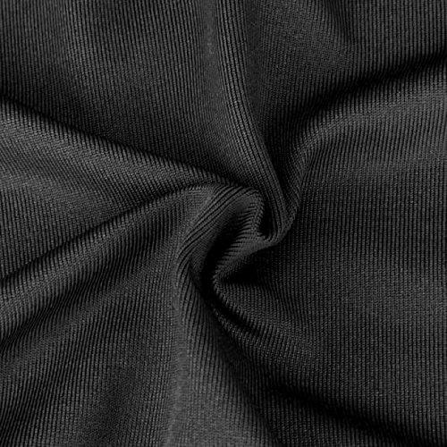 Robe,Malloom Les Femmes Sans Manches Sexy Creux Paquet Partie Jupe Robe De La Hanche Gris foncé