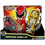 Power Ranger Megaforce - Morpher Gosei DX, figura de acción (Bandai 35255)