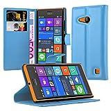 Cadorabo - Book Style Hülle für Nokia Lumia 730 - Case