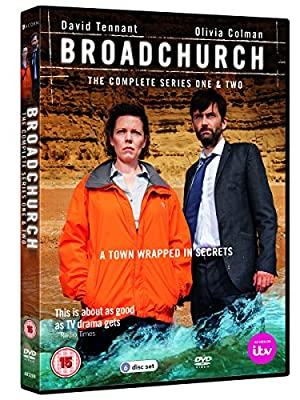 Broadchurch: Series 1-2 [DVD]