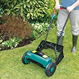 Cordless Lightweight Rechargeable Battery Cylinder Lawn Mower