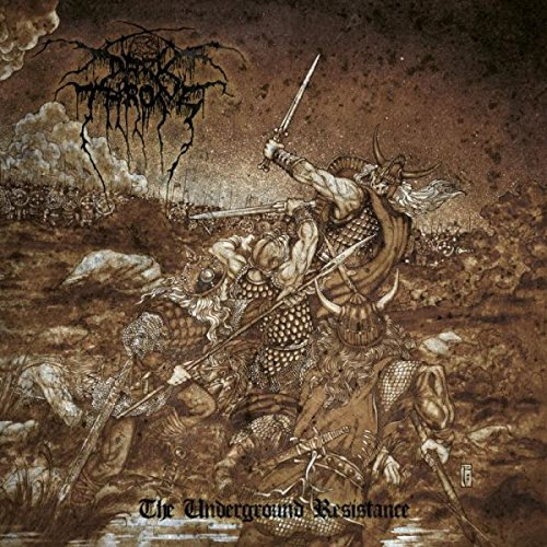 Darkthrone: The Underground Resistance [Vinyl LP] (Vinyl)