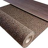 1 m² / Gummikork (Rubbercork) Akustik Trittschalldämmung und Gehschalldämmung für Laminat, Parkett, Kork und Vinylböden - Auch für Auslegware z.B. Teppichböden geeignet - Stärke: 3 mm - Trittschalldämmung ca. 20 dB(A) - Wir machen Ihren Boden Leiser !!