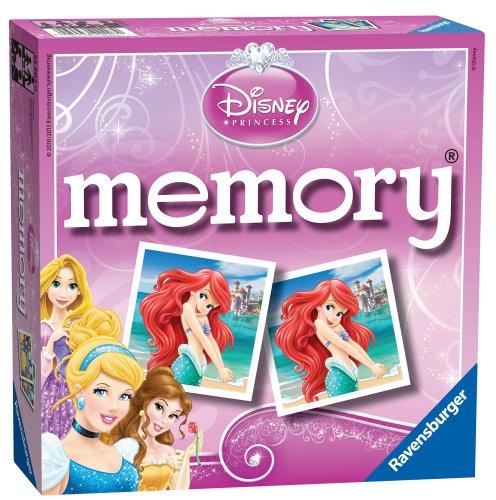 Ravensburger 22207 - Disney Princess memory (Geschichte Schöne Mädchen)