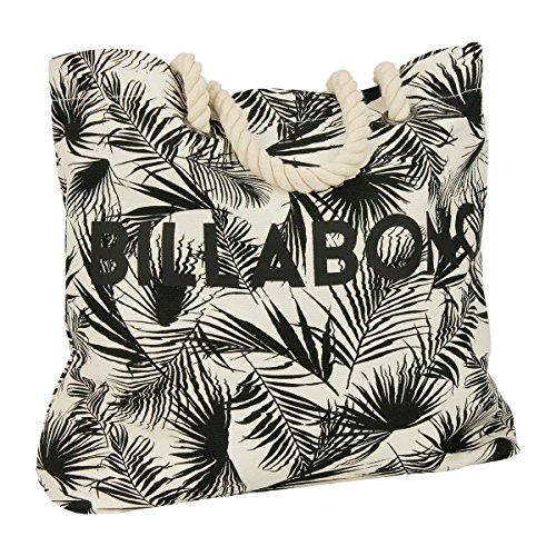 2016 Billabong Essential Canvas Beach Bag Palm W9BG01 (Bag Cotton Beach Tote)