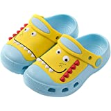 Kids Clogs Girls Water Shoes Boys Pool Shoes Garden Mules Baby Beach Sandals Toddler Cute Slipper Slide Sandals Flip Flops