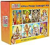 #1: Nitya Pooja Set and Nitya Pooja Samagri