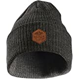 Premium High Quality Fisherman SKI Hat - Grey