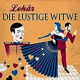 Die Lustige Witwe, Act I: O Vaterland, du machst bei Tag...Der junge Mann tanzt Polka (Danilo, Cascada, Saint-Brioche, Hanna, Valencienne, Herrenchor)