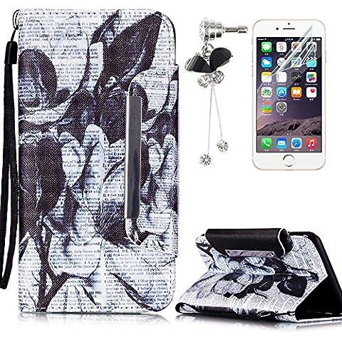 Cover iphone 4, Custodia iphone 4s, Sunroyal® Caso di stampa
