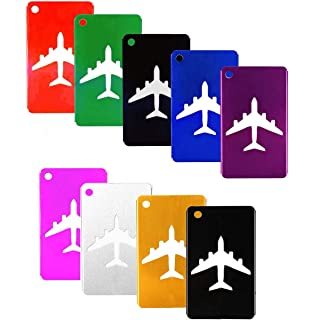 Jeff Hardy Logo Leather Luggage Tag Travel ID Label For Baggage Suitcase