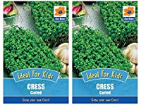 Cress Curled  We have chosen this easy to grow variety especially to encourage children to grow there own vegetables. They could grow their very own Cress.Cress is very quick and easy to grow and loved by children. Great used as a garnish for sal...