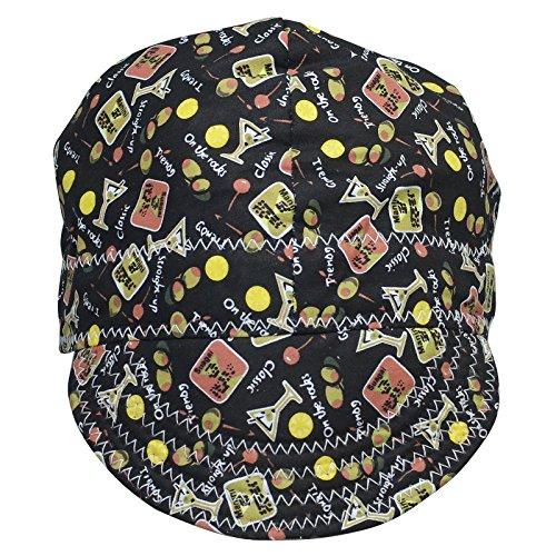 Bunte Schweißen Caps mit Cotton Mesh Futter für Schweißer - Schweißer-cap