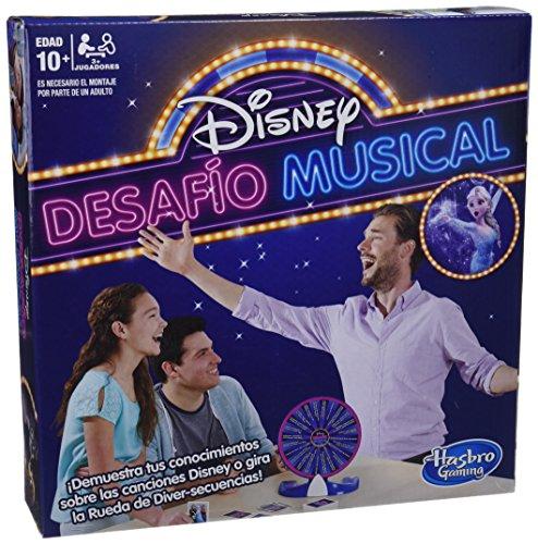 Hasbro Gaming- Disney Desafio Musical E1872105