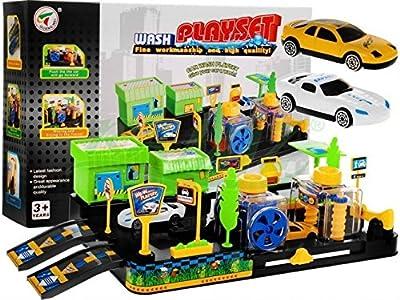 Kinder Autowäsche Spielset von BSD