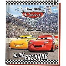 Disney Cars 3: Meine Freunde: Freundebuch