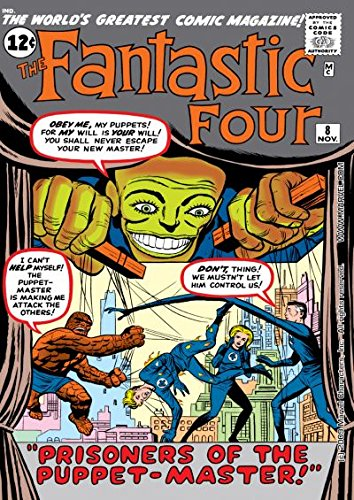 Fantastic Four (1961-1998) #8 (Fantastic Four (1961-1996)) (English Edition) por Stan Lee