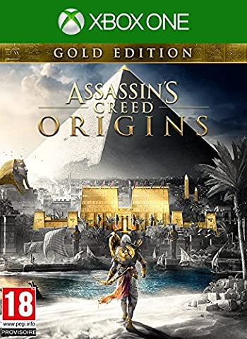 Assassins Creed Xbox - Assassin's Creed Origins - Édition Gold  