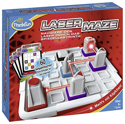 Ravensburger 76356 ThinkFun Laser Maze - Smart Game