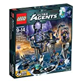 LEGO 70172 Ultra Agents AntiMatter's Portal Hideout by LEGO