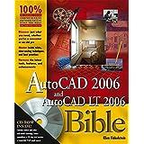 AutoCAD 2006 and AutoCAD LT 2006 Bible by Finkelstein, Ellen (2005) Paperback