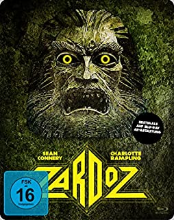 Zardoz - Steelbook [Blu-ray]