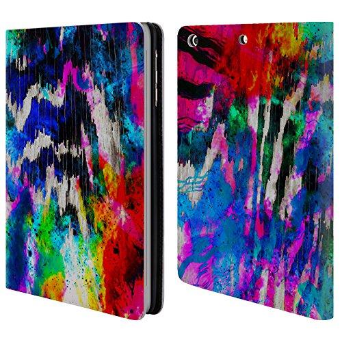 ufficiale-caleb-troy-zebra-in-technicolor-vivido-cover-a-portafoglio-in-pelle-per-apple-ipad-mini-1-