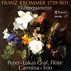 Krommer: Three Flute Quartets