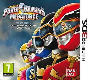 Power Rangers Mega Force