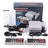 Hpory 620 Klassische Videospiele Spielkonsole - Unterstützung 3D-Spiele, Spiele Klassifizierung, verbesserte CPU…
