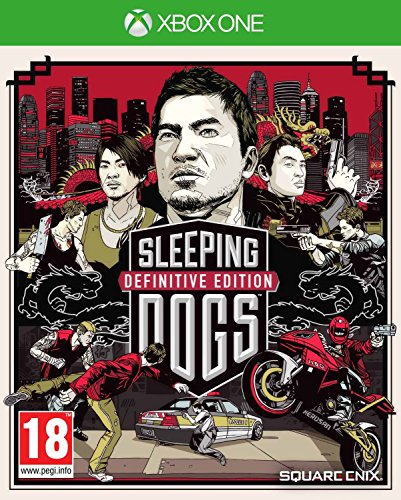 Sleeping Dogs – Definitive Edition (Xbox One)