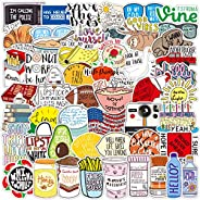 Fresh Vine Stickers Pack 102pcs,Funny Meme Stickers for Teens and Adults,Vinyl Decals for Hydroflask Water Bot