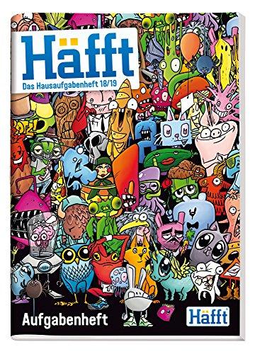 Häfft Original 2018/2019 A5 - [Cool Gang] Das Hausaufgabenheft + Schülerkalender
